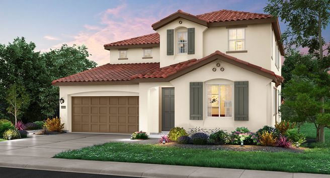 7580 Blue Bell Circle (The Almond - Plan 3033)