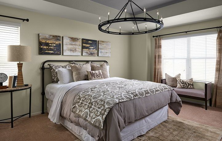 Bedroom featured in the Tabor By Lennar in Denver, CO