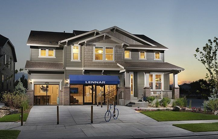 Exterior featured in the Silverleaf By Lennar in Denver, CO