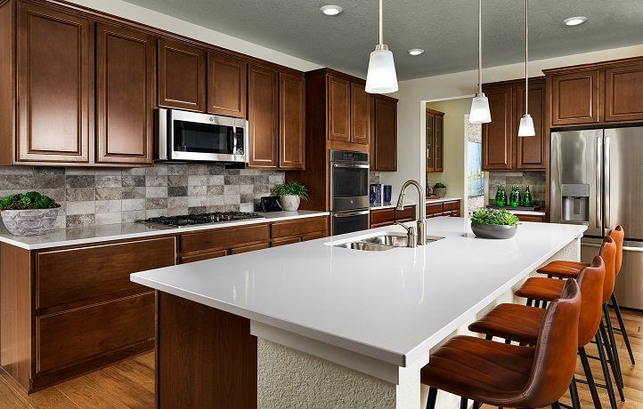 Kitchen featured in the Silverleaf By Lennar in Denver, CO