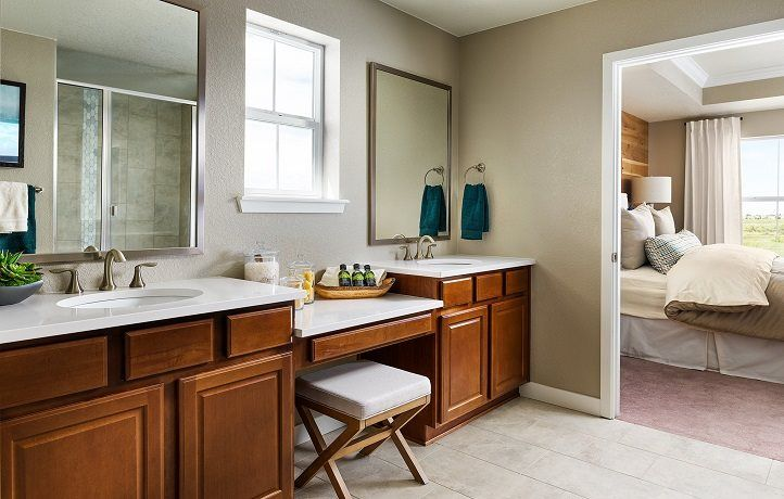Bathroom featured in the Silverleaf By Lennar in Denver, CO