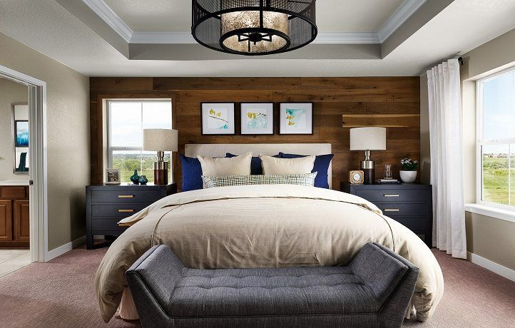 Bedroom featured in the Silverleaf By Lennar in Denver, CO
