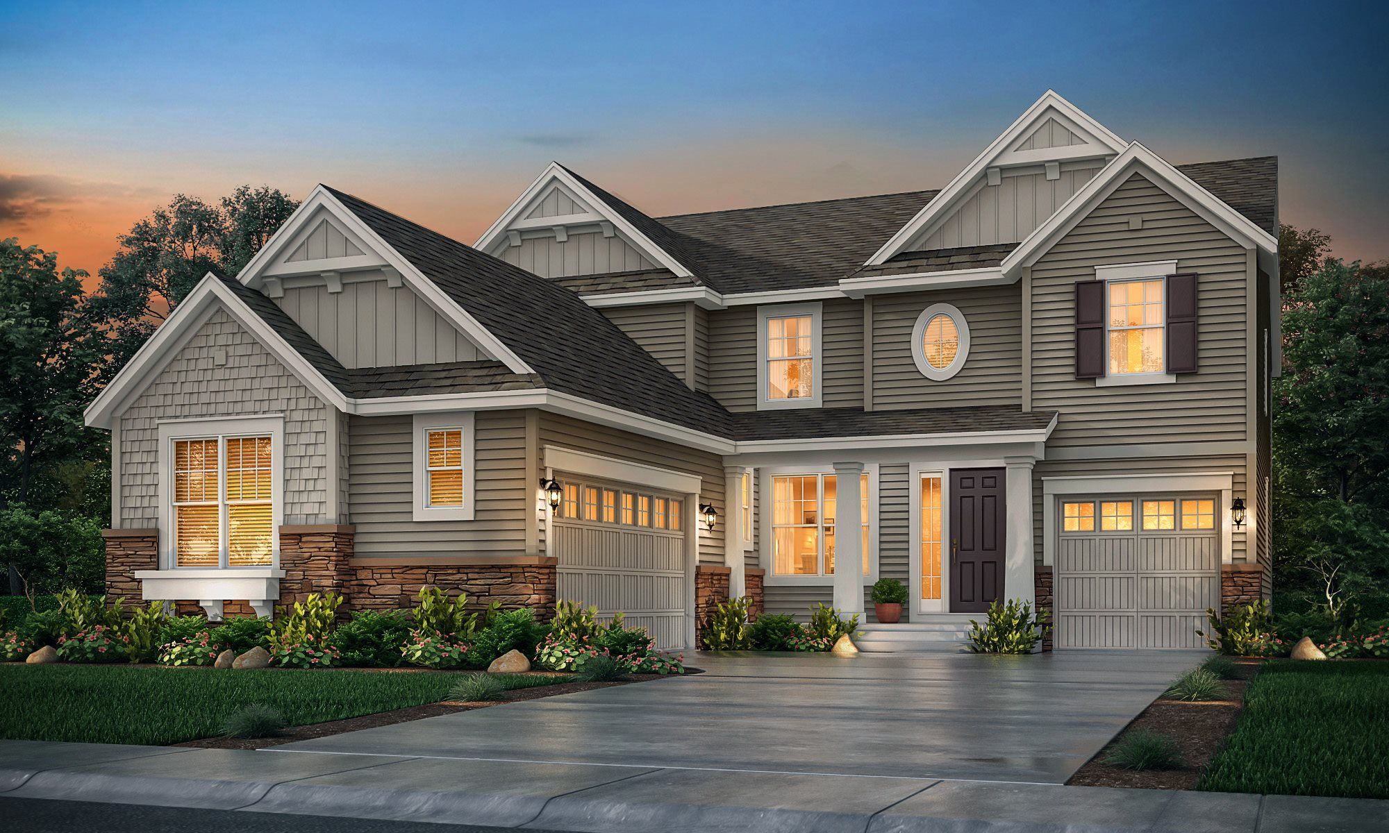 Exterior featured in the Prescott By Lennar in Denver, CO