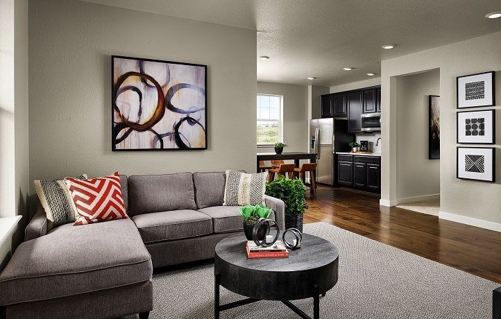 Living Area featured in the SuperHome By Lennar in Denver, CO