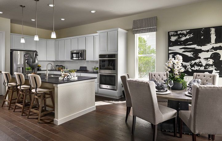Kitchen featured in the Hepburn By Lennar in Denver, CO