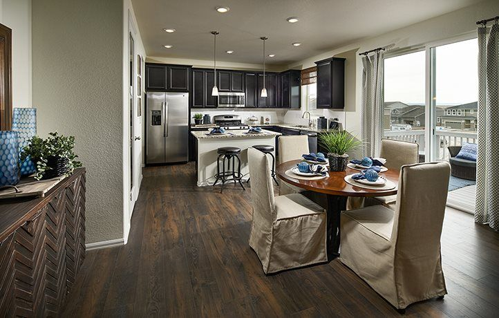 Kitchen featured in the Carson By Lennar in Denver, CO