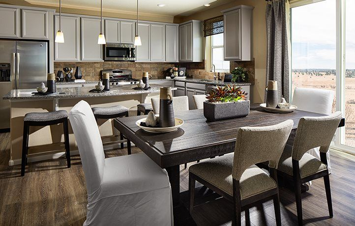 Kitchen featured in the Sherman By Lennar in Denver, CO