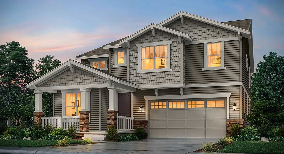Exterior featured in the Huntington By Lennar in Denver, CO