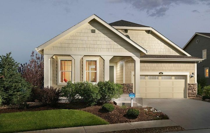 Exterior featured in the Graham By Lennar in Denver, CO