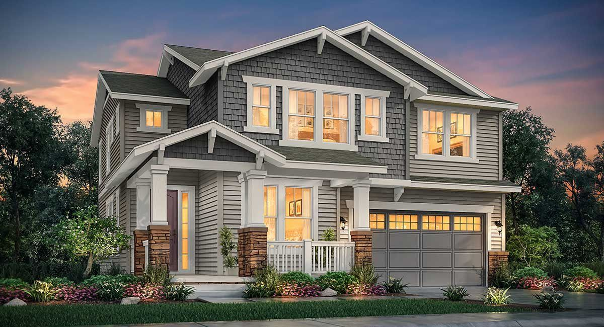 Exterior featured in the Monterey By Lennar in Denver, CO