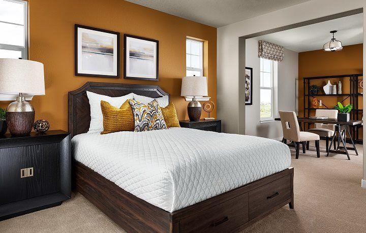 Bedroom featured in the SuperHome By Lennar in Denver, CO