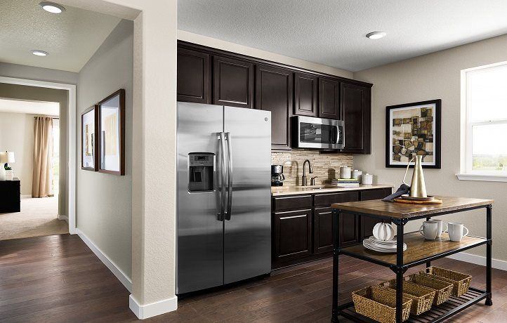 Kitchen featured in the SuperHome By Lennar in Denver, CO