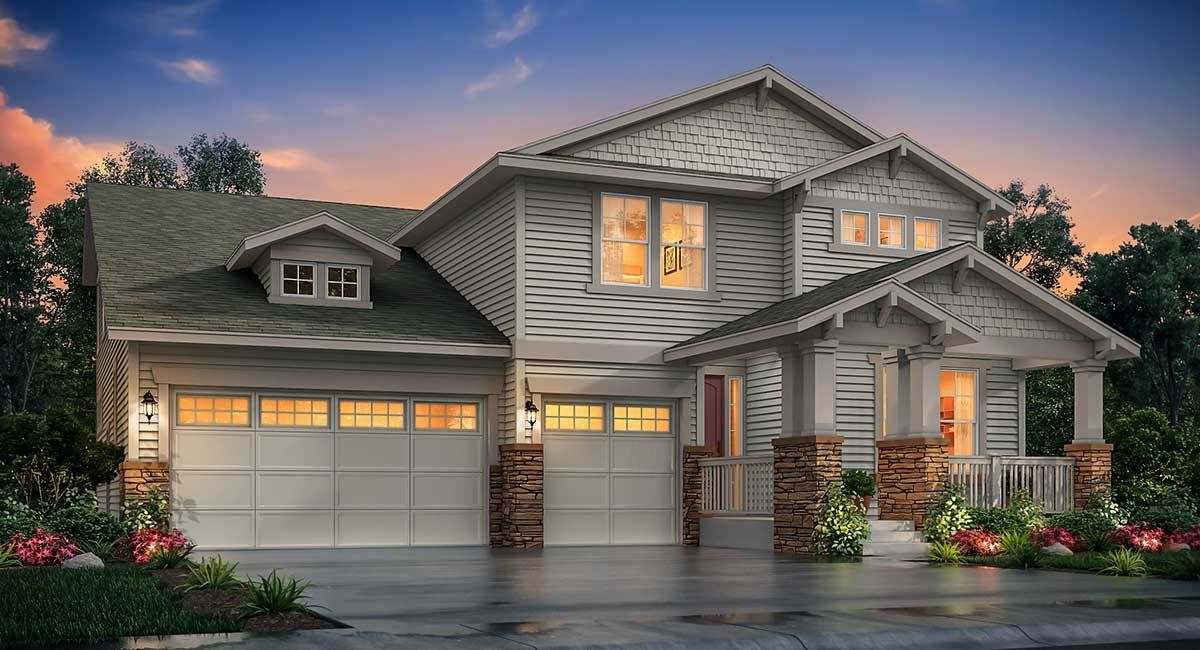 Exterior featured in the Peyton By Lennar in Denver, CO