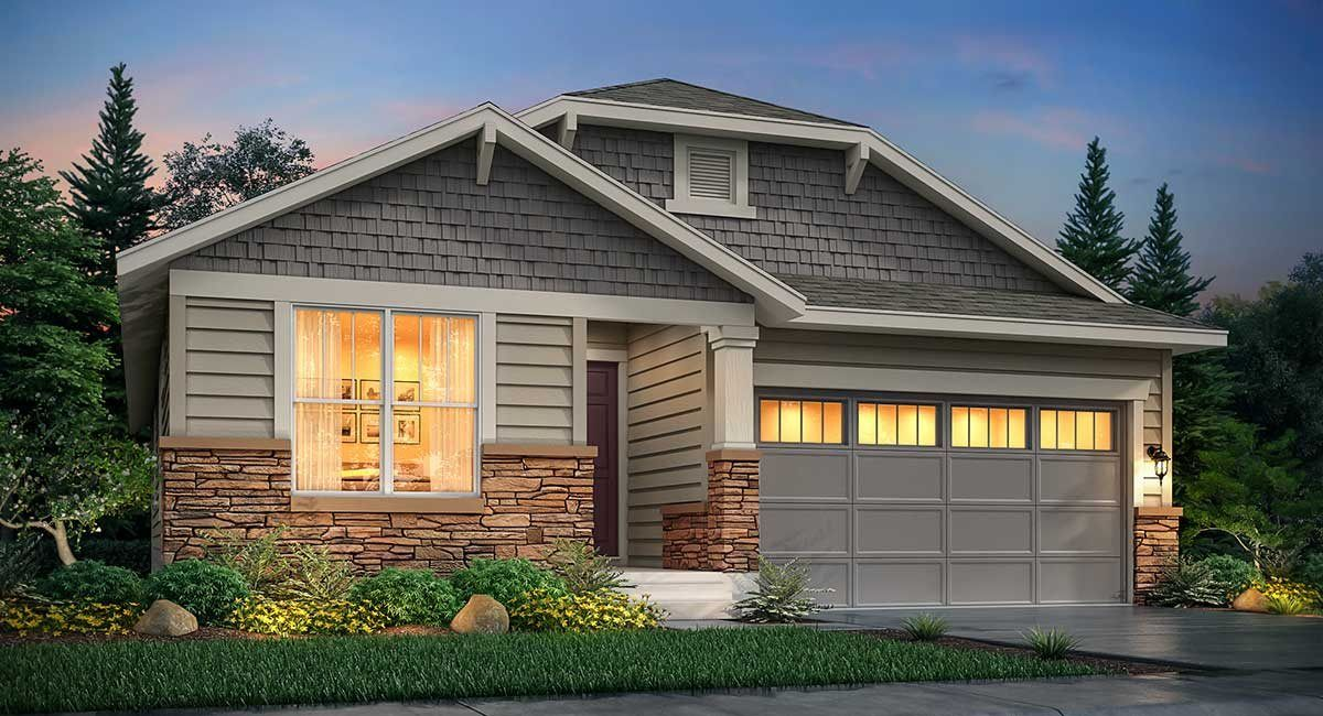 Exterior featured in the Felton By Lennar in Fort Collins-Loveland, CO