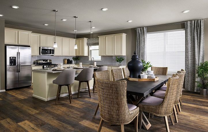 Kitchen featured in the Felton By Lennar in Fort Collins-Loveland, CO