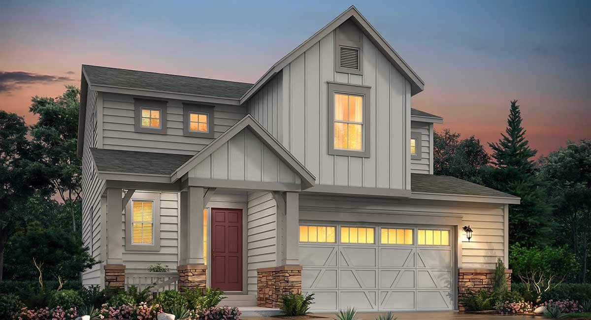 Exterior featured in the Sherman By Lennar in Fort Collins-Loveland, CO