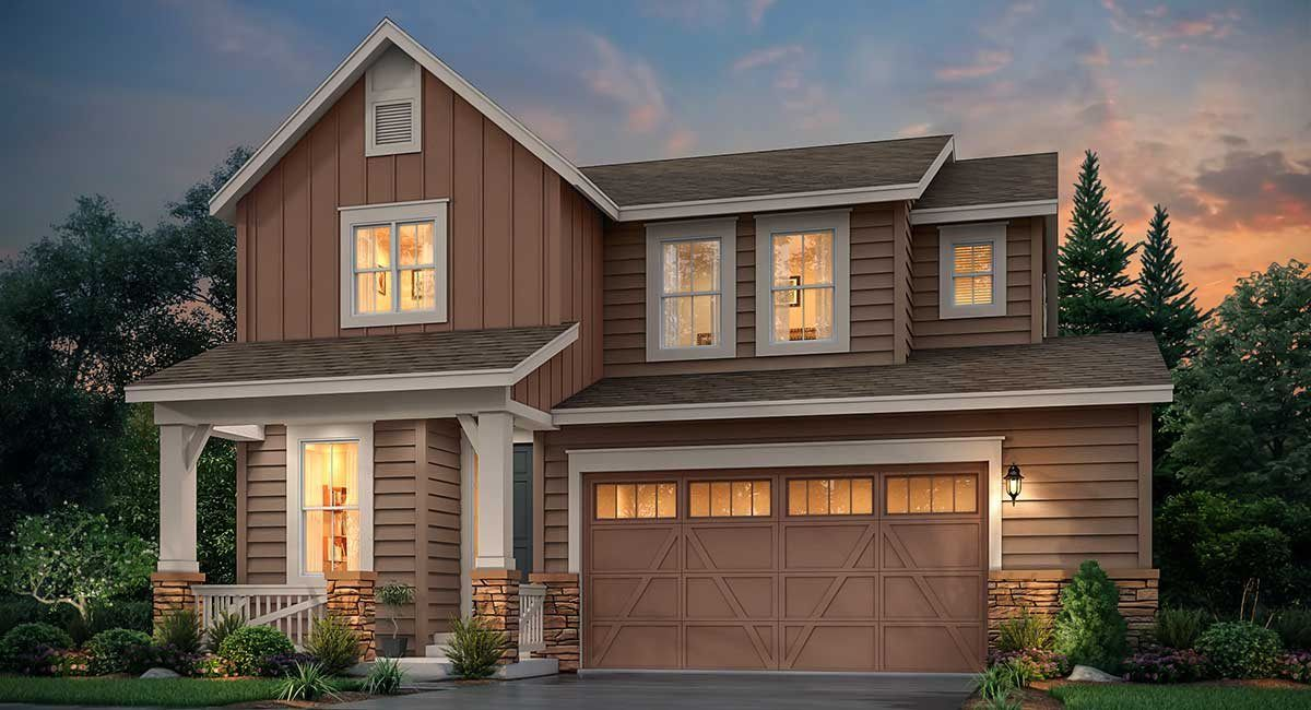 Exterior featured in the Pinnacle By Lennar in Fort Collins-Loveland, CO
