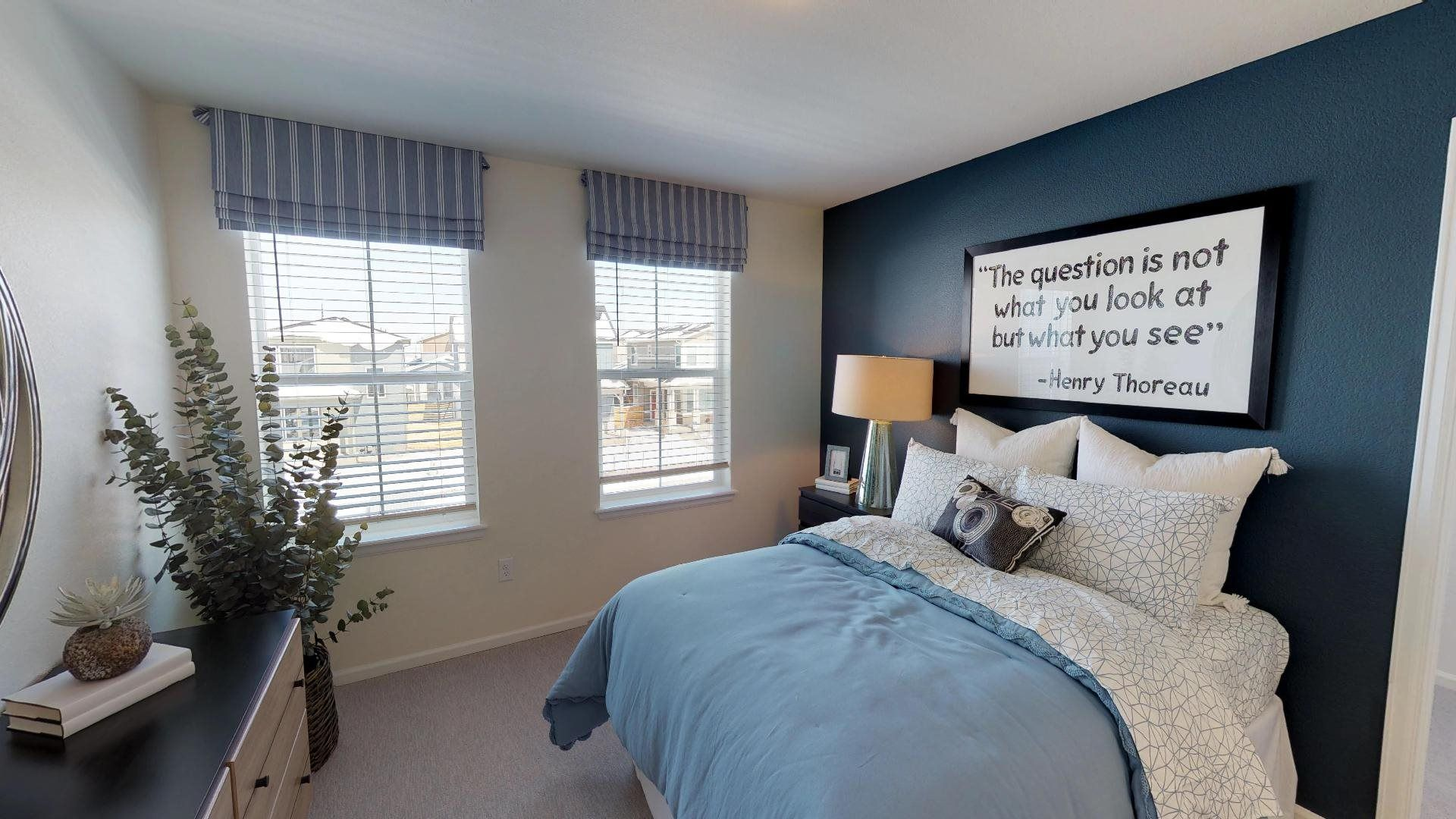 Bedroom featured in the Pinnacle By Lennar in Fort Collins-Loveland, CO