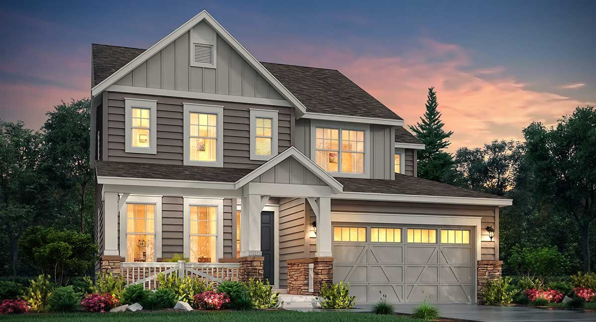 Exterior featured in the Ashbrook By Lennar in Fort Collins-Loveland, CO