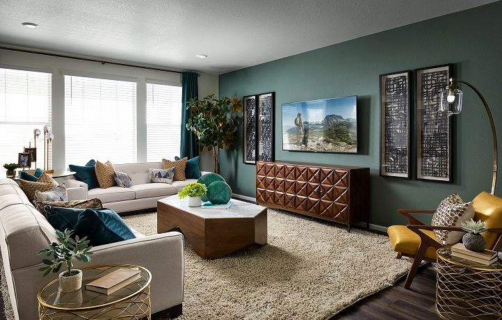Living Area featured in the Ashbrook By Lennar in Fort Collins-Loveland, CO