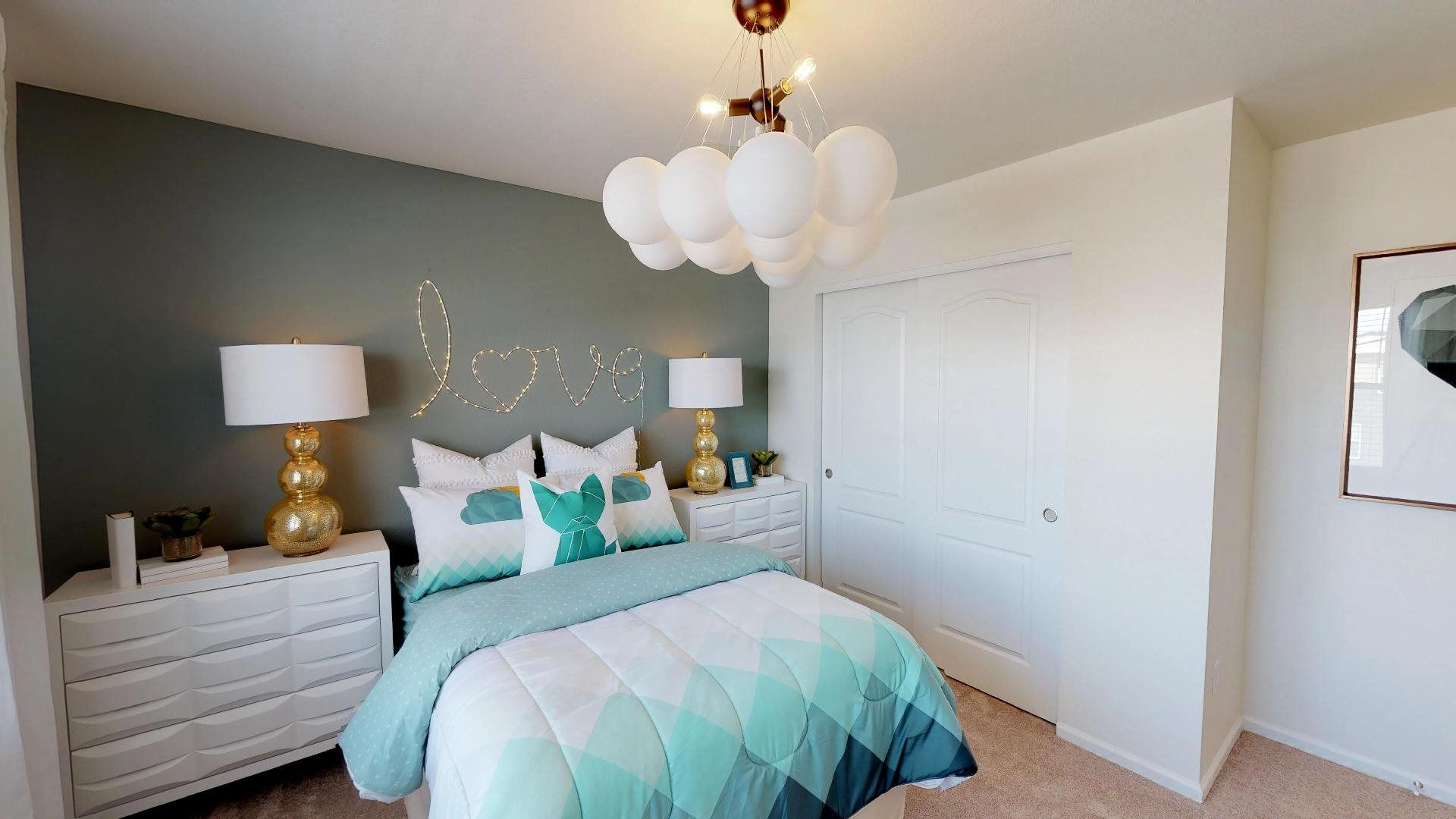 Bedroom featured in the Ashbrook By Lennar in Fort Collins-Loveland, CO