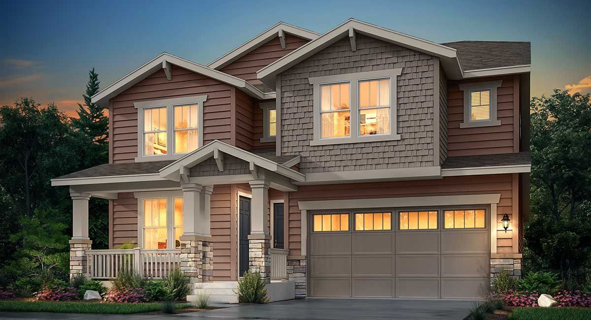 Exterior featured in the Chelton By Lennar in Fort Collins-Loveland, CO