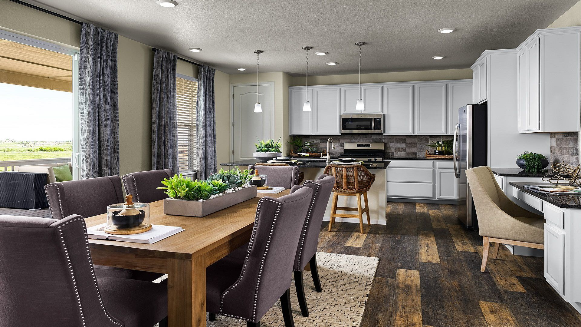 Kitchen featured in the Chelton By Lennar in Fort Collins-Loveland, CO