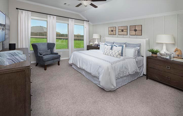 Bedroom featured in the Giallo II 373N By Lennar in Houston, TX