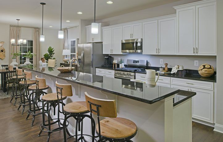 Kitchen featured in the Ellicott Rear Load Garage By Lennar in Baltimore, MD