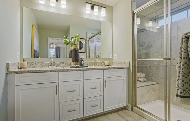 Bathroom featured in the Ellicott Rear Load Garage By Lennar in Baltimore, MD