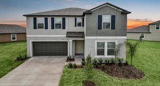 Trenton - Ventana - The Estates II: Riverview, Florida - Lennar