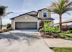 Columbia - Ventana - The Estates II: Riverview, Florida - Lennar
