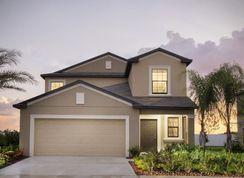 Columbia - Copperspring - The Estates: New Port Richey, Florida - Lennar