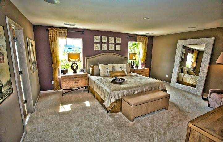 Bedroom featured in the Edgecomb By Lennar in Charlotte, NC