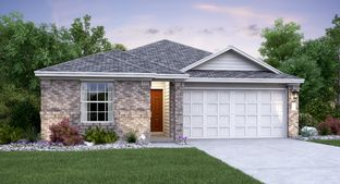 Chauncy - Whisper - Claremont Collection: San Marcos, Texas - Lennar