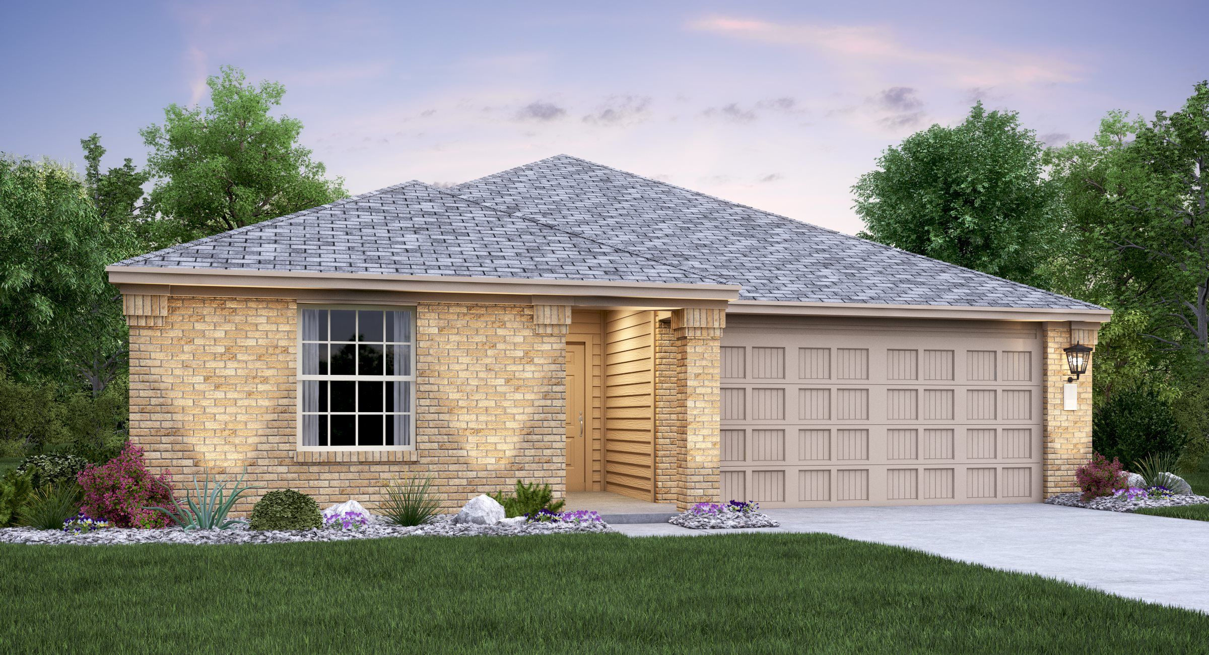 Exterior featured in the Pierson By Lennar in Austin, TX