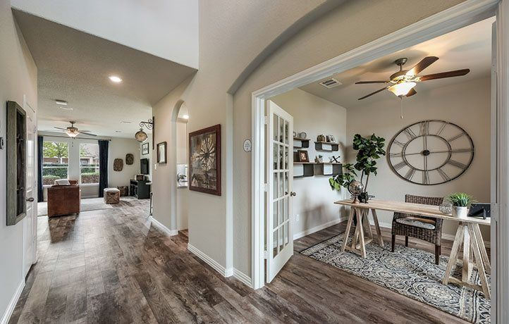Living Area featured in the Terrazzo By Lennar in San Antonio, TX