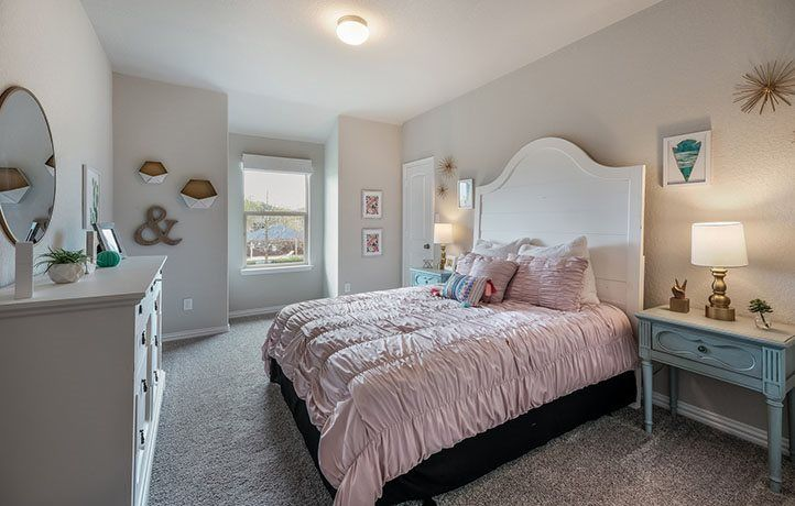 Bedroom featured in the Terrazzo By Lennar in San Antonio, TX