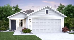 Drexel - Northeast Crossing - Cottage & Watermill Collections: San Antonio, Texas - Lennar