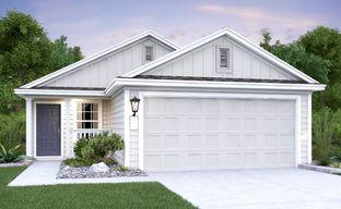 Republic Meadows - Broadview, Cottage & Stonehill by Lennar in San Antonio Texas