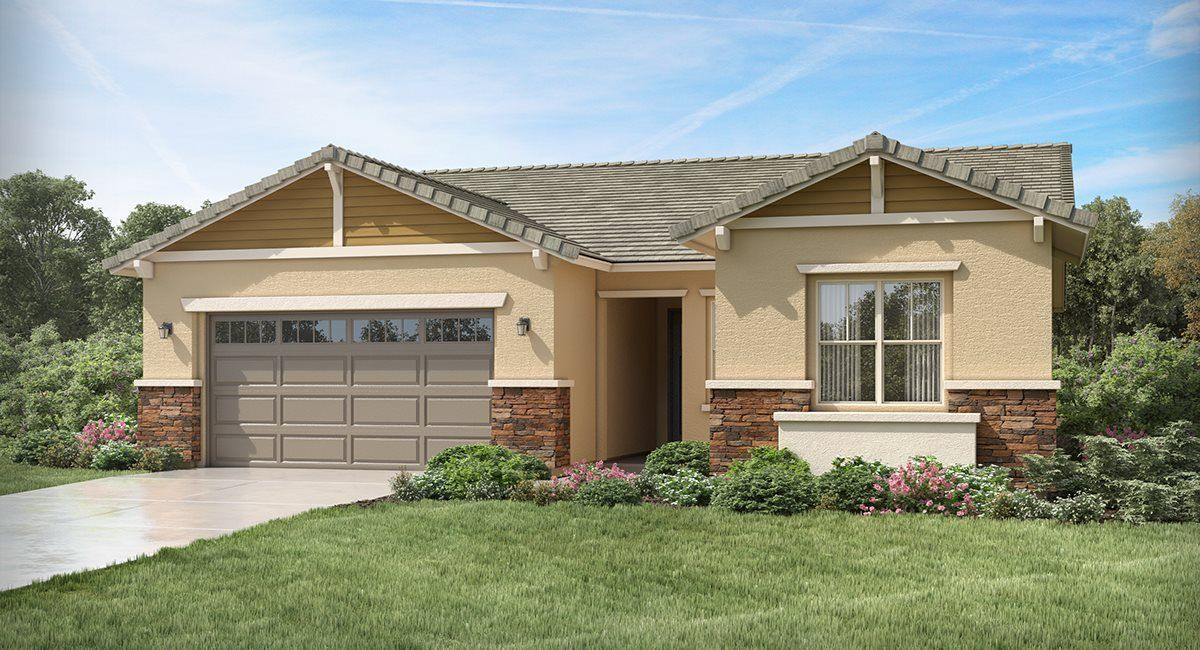 Exterior featured in the Lantana Plan 4526 By Lennar in Phoenix-Mesa, AZ