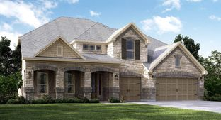 New Haven II - Woodtrace - Wentworth Collection: Pinehurst, Texas - Village Builders