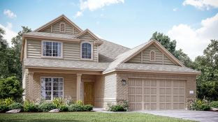 Dewberry - Bayou Lakes - Wildflower Collections: Dickinson, Texas - Lennar