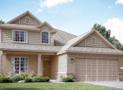 Dewberry - Bayou Lakes - Wildflower Collections: League City, Texas - Lennar