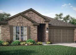 Hanover - Ashbel Cove at Baytown Crossings - Wildflower Collection: Baytown, Texas - Lennar