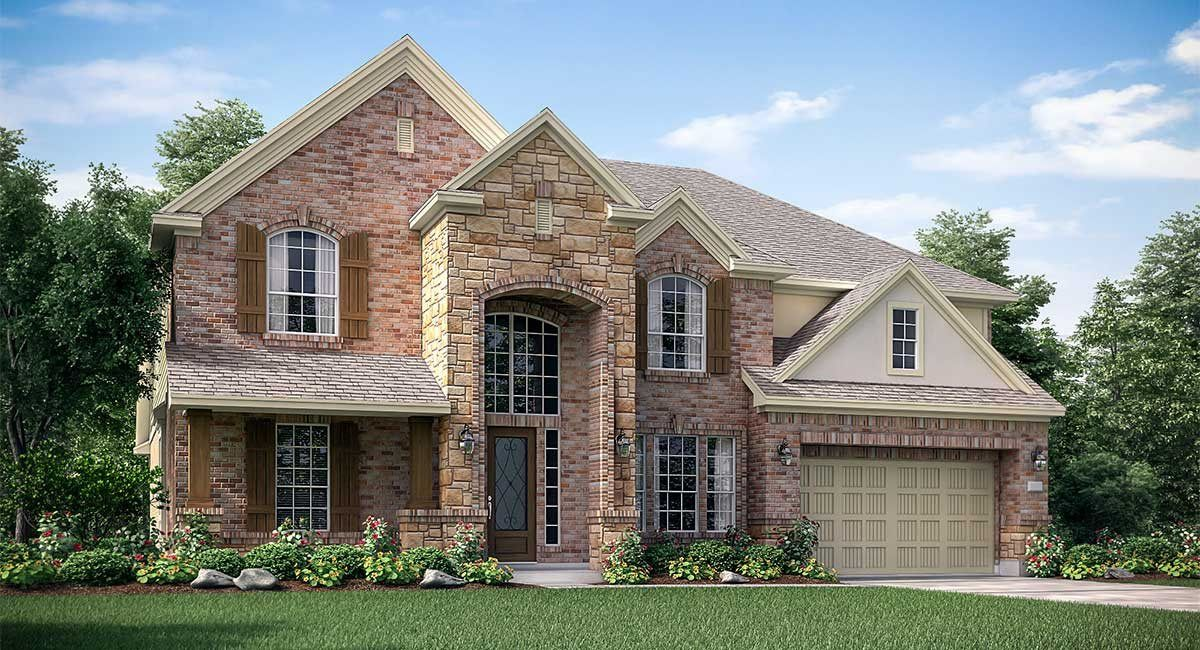 Exterior featured in the Jasper By Lennar in Houston, TX