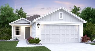 Rundle - Northeast Crossing - Cottage & Watermill Collections: San Antonio, Texas - Lennar