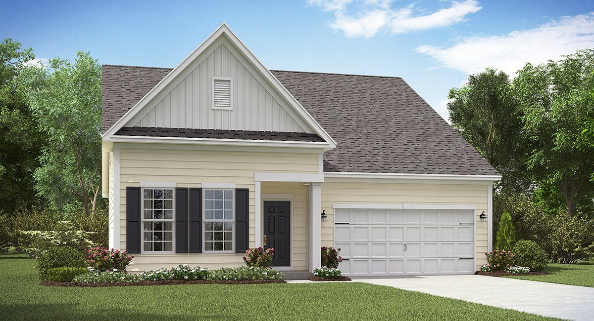 Exterior featured in the HENNINGER By Lennar in Charleston, SC