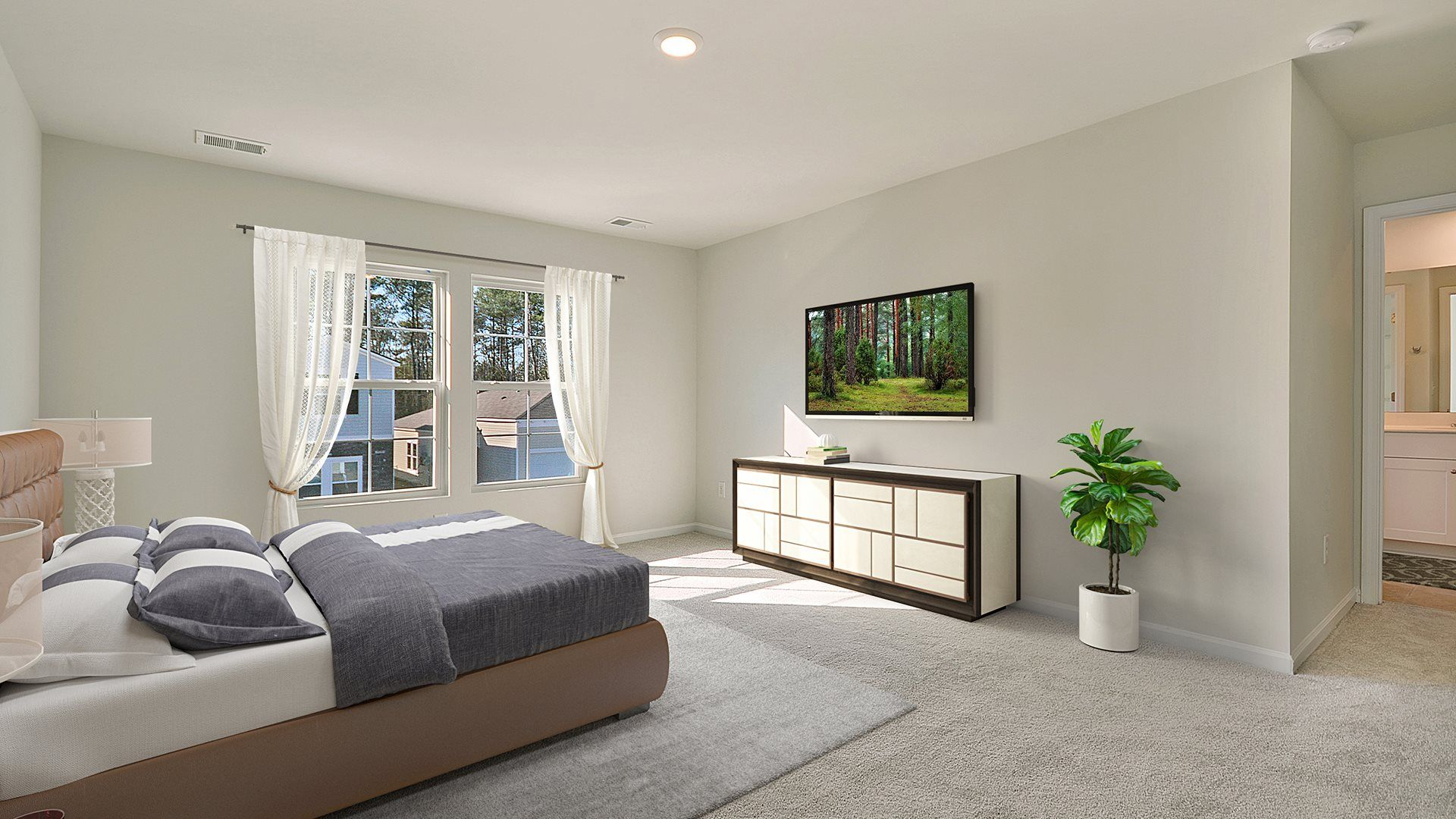 Bedroom featured in the CONCORD By Lennar in Myrtle Beach, SC