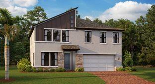 Carlisle - Bryant Square - The Executives: New Port Richey, Florida - Lennar